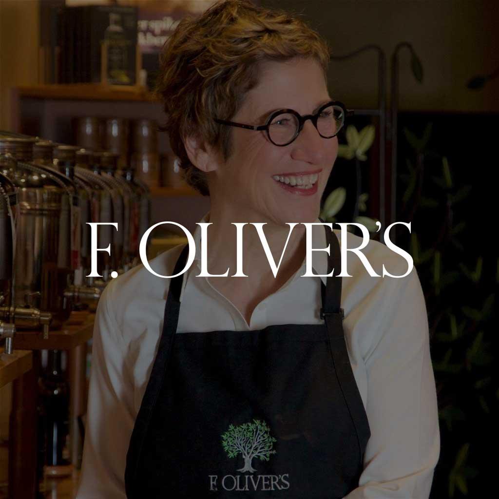 Portfolio | F. Oliver's Oils & Vinegars | Canandaigua, NY