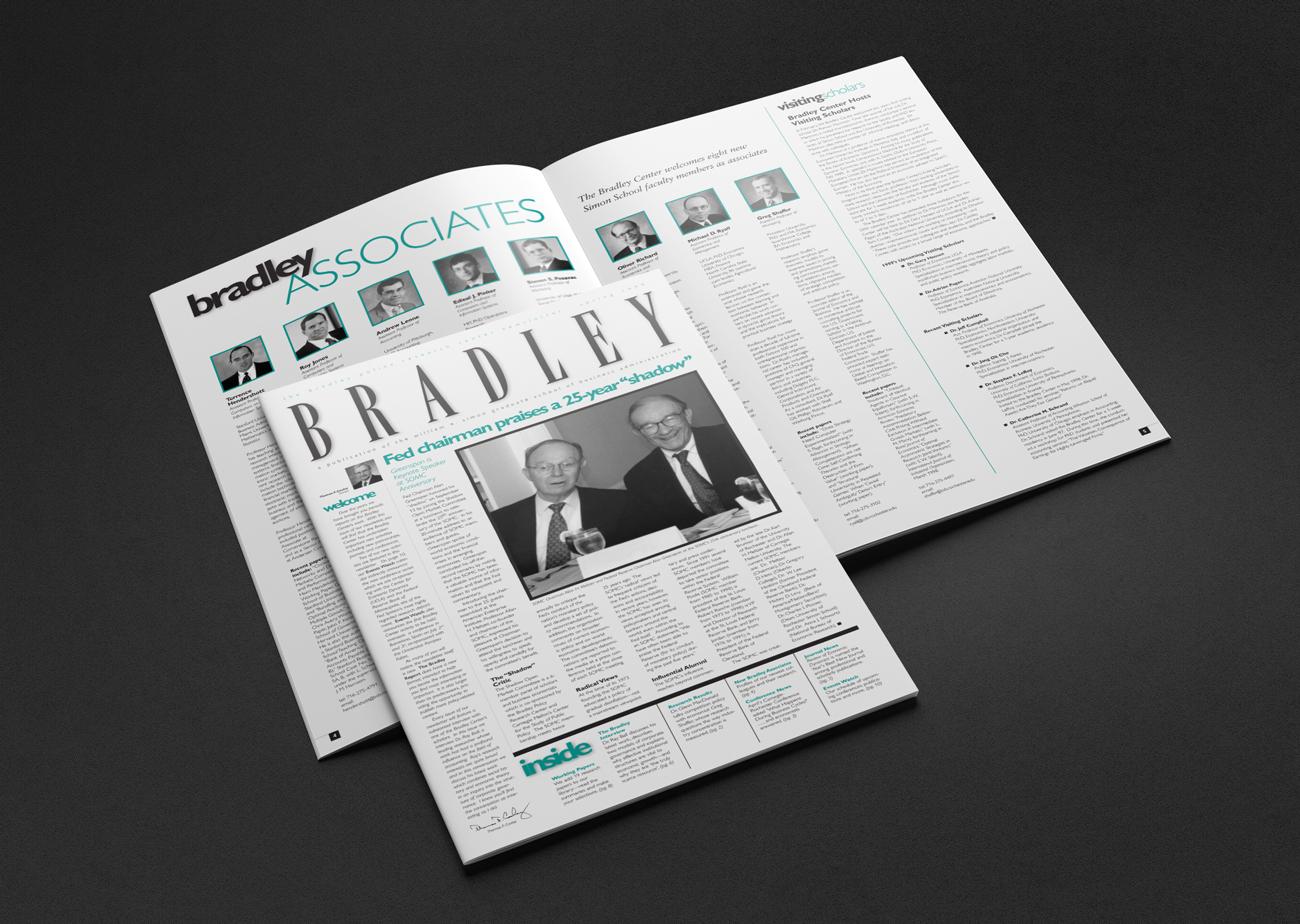 Portfolio Sample | Bradley Report Publication