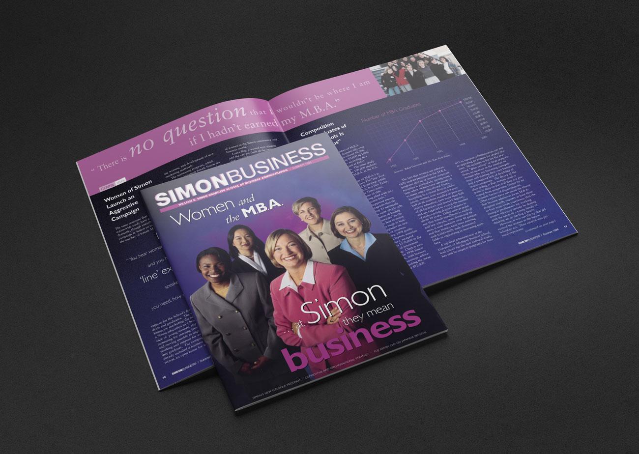 Portfolio Sample | Simon Business School Publication