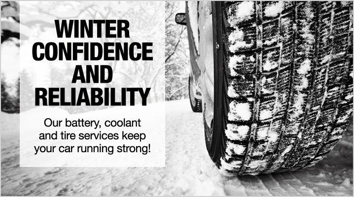 Image 1 of 2: General Winter promotional graphic for social media
