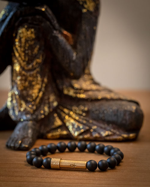 Photo of Social Media example for Windsor Cottage - Buddha statue with black beads